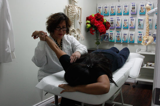 Manual Osteopathy