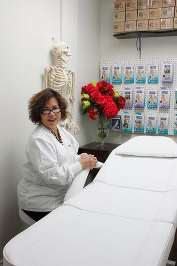 Miriam Monar D.O.M.P BSc. Manual Osteopath